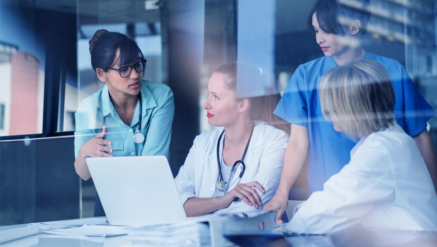 networking services for the healthcare industry